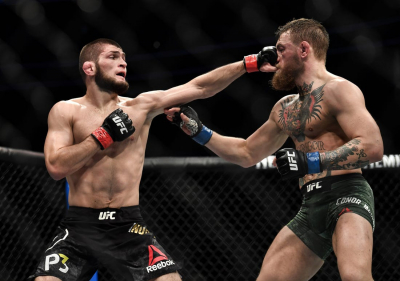 Khabib Nurmagomedov among the greatest of all time.