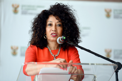 Lindiwe Sisulu welcomes judgement against CT illegal evictions.