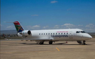 South African Airways (SAA) announced the suspension of regional flights.