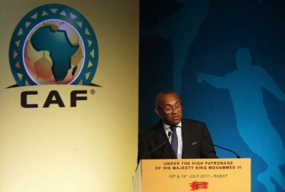 2021 Afcon postponed to 2022.