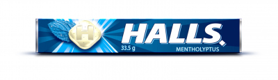 Halls breathes new life into the brand.