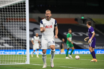 Kane and Heung-Min Son score as Spurs end losing run.