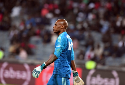 Report: Forgotten keeper Mpontshane wants to leave Pirates.