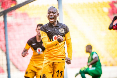 Billiat set for a return to the pitch after suffering an injury.