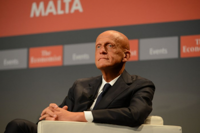 FIFA referees' chief Pierluigi Collina calls for more use of pitchside monitor.