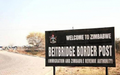 Health department suspends screening at Beitbridge border to ease congestion.