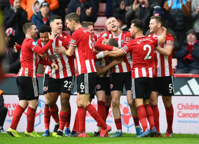 Southampton prove far too strong for winless Sheffield United.