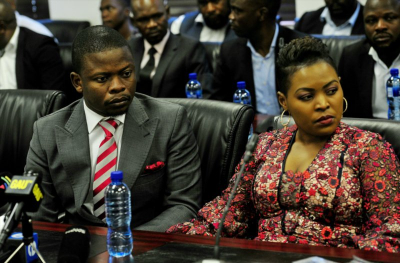 Home Affairs officials suspended after 'incorrectly' granting Bushiri's permanent residency.