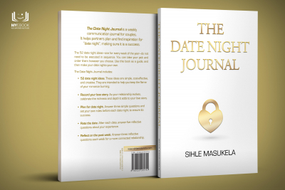 Introducing The Date Night Journal just in time for Valentine's Day.