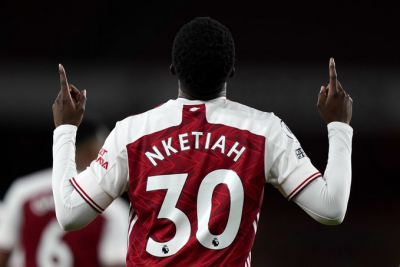 Arteta says Nicolas Pepe needs more consistency to earn more starts.