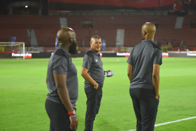 Johnson discusses Al Ahly's first CAF Champions League win & Mosimane wins an award.