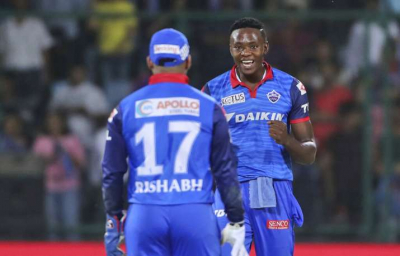 Kagiso Rabada sets new IPL wicket-taking record.