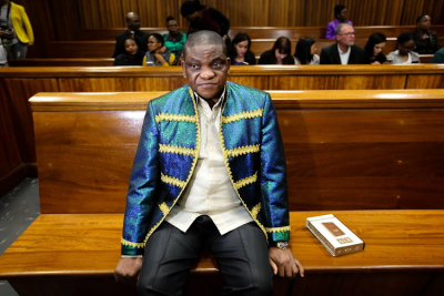 Timothy Omotoso loses application for leave to appeal decision not to grant him bail.