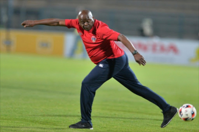 'Dan Dance' Malesela sent packing by Chippa United – Again.