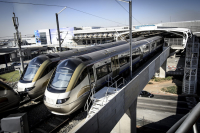 Gautrain plans rail expansion to link Soweto and Johannesburg.