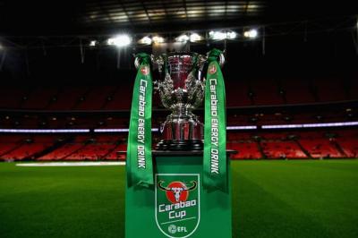 Arsenal beat Liverpool on penalties in Carabao Cup.
