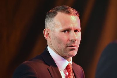 Ex Manchester United player Ryan Giggs denies assaulting two women.