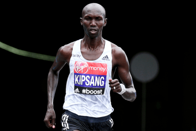 Wilson Kipsang handed four-year ban for violating anti-doping rules.