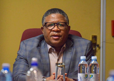 Mbalula - Government has no more funds available to offer the taxi industry.