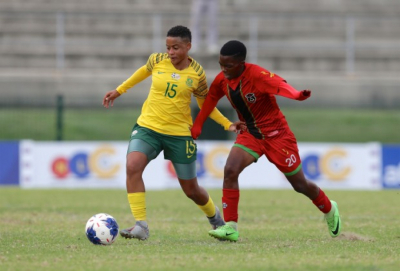 Ellis names 20-woman squad for COSAFA Cup.