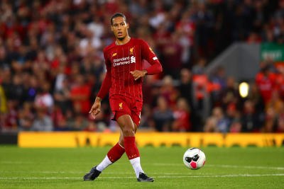 Virgil van Dijk undergoes 'successful' knee surgery in London.