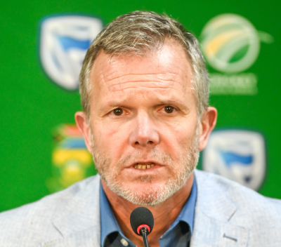 Corrie van Zyl's suspension has being lifted,retuns to work at CSA.