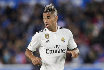 Real Madrid striker Mariano Diaz tests positive for Covid-19.