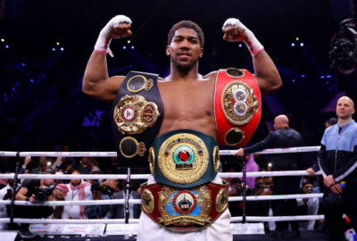 Joshua knocks out Pulev to raise hope of Tyson Fury bout.