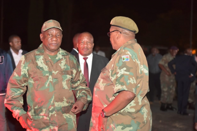 Covid-19 Live Updates:SA Govt extends employment of 20 000 SANDF until September,as COVID-19 cases rise to 168 061.