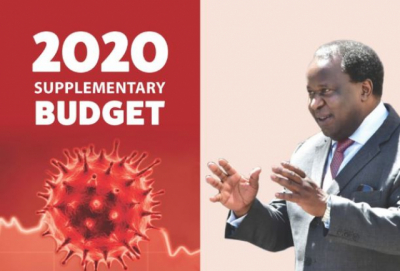 Livestream:Mboweni tables emergency budget at 15:00.