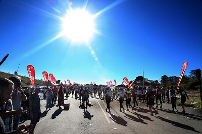 2020 Comrades Marathon to go ahead as planned until further notice.