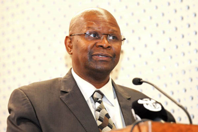 Deputy Minister Obed Bapela tests positive for Covid-19.