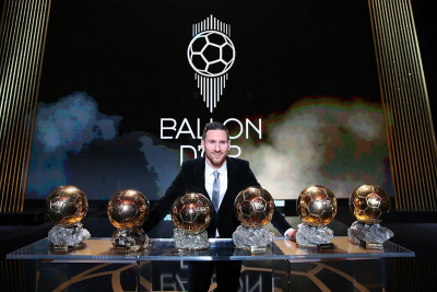 Ballon d'Or will not be awarded in 2020.