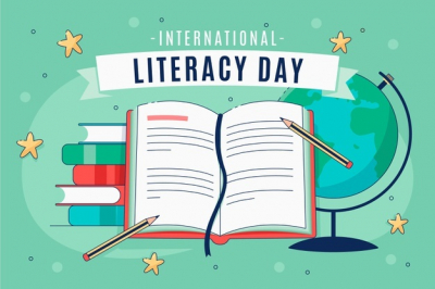 Give the gift of reading and writing this World Literacy Day.