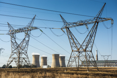 Adding to South Africa's lockdown woes Eskom implement Stage 2 load shedding.
