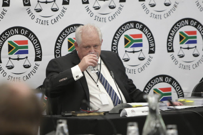 Judgment reserved until Friday in Agrizzi's bail application.