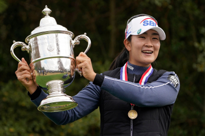 A-Lim Kim wins first major title after stunning finish - US Women's Open.