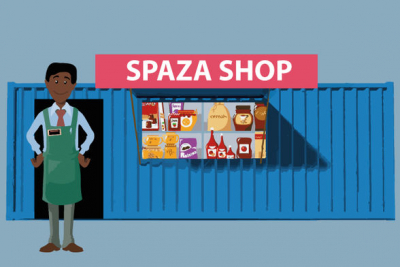 Government formalised over 2 000 spaza shops during COVID-19.