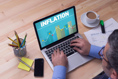 South Africa's consumer inflation falls to lowest reading in 15 years.