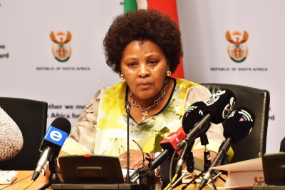 Mapisa-Nqakula recovers from COVID-19.