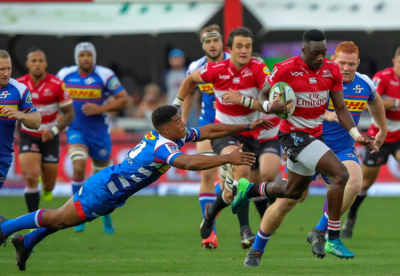 DHL Stormers crush Lions in their final preparation series game.